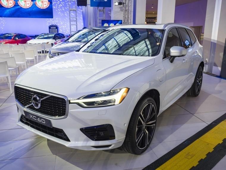 Новый Volvo XC60 выходит влидеры продаж вРоссии