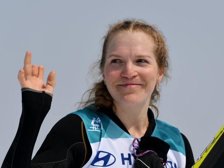 Россиянка Екатерина Румянцева стала трёхкратной Паралимпийской чемпионкой Пхёнчхана