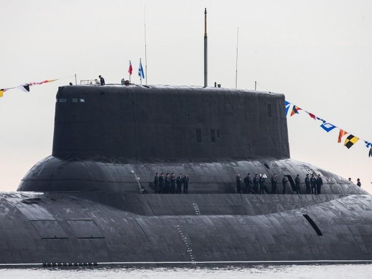 Подводникам ВМФ России предстоит пройти более 500 учений в2018 году
