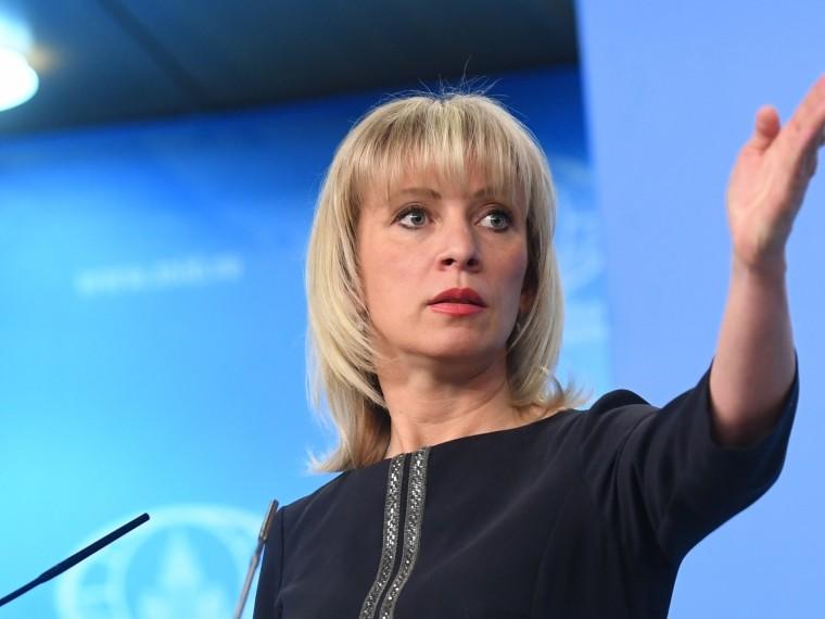 Мария Захарова рассаказала, что ждёт британские СМИ вРоссии, если вБритании закроют телеканал RT
