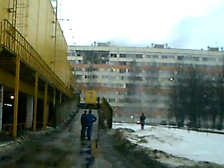 ВПетербурге врезультате взрыва газа вжилом доме пострадали восемь квартир