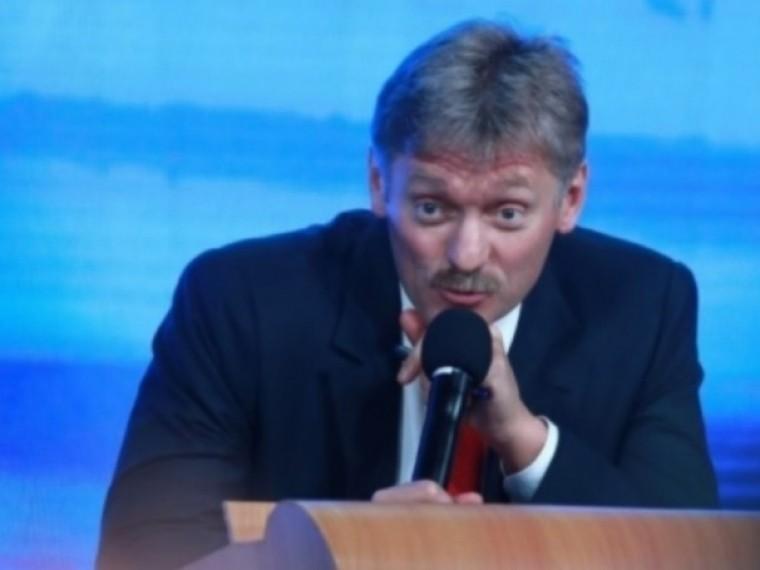 Песков заявил, что доказательств хакерских атак Россией никто невидел
