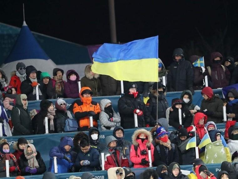 Насоревнованиях вРоссии больше небудет украинских спортсменов