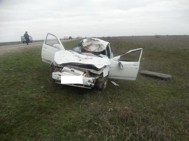 автомобилистка погибла столкновения коровой ставрополье