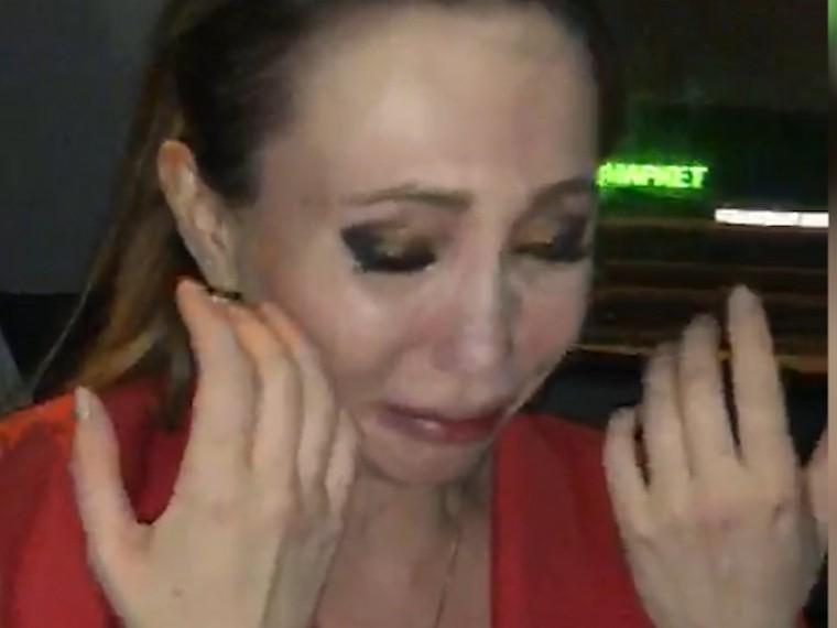 «Меня ненавидят все!»— Юлия Берг омастурбации намодном показе