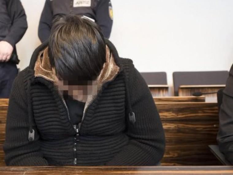 афганский беженец-убийца проведет остаток тюрьме германии