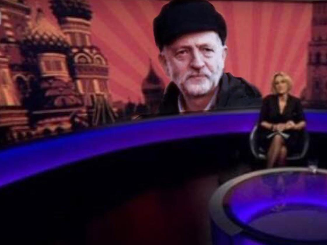 «Это сговор сРоссией?»— зрителей ВВС возмутило отретушированное фото британского политика возле Кремля