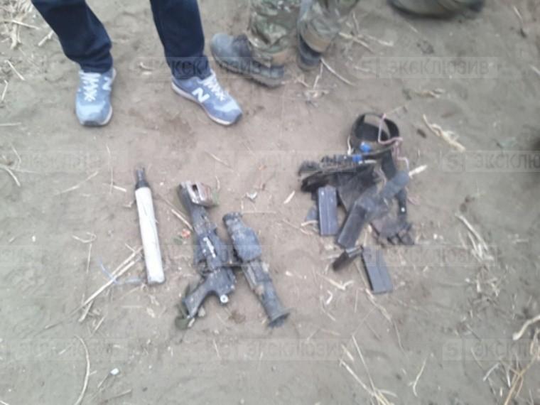 Пятый канал публикует фото ликвидированного вДагестане боевика