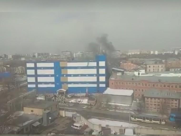 Эксперт объяснил, почему при пожаре вмосковском ТЦпострадали сотрудники МЧС