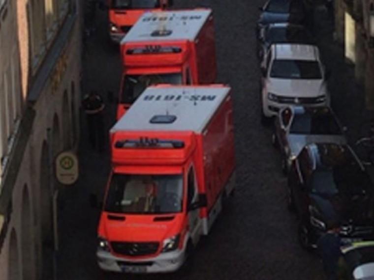 посольство германии выясняет пострадали россияне теракте мюнстере