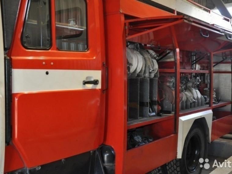 Вжилом доме назападе Москвы случился пожар