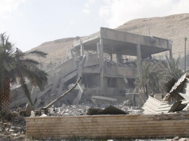 Китай: ракетный удар поСирии нарушает международное право