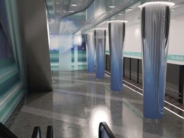 Испытания настанции петербургского метро «Новокрестовская» отложены нанеделю