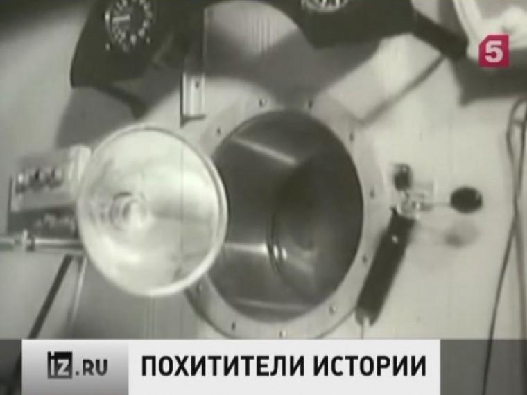 Стали известны подробности кражи барокамеры изМузея космонавтики