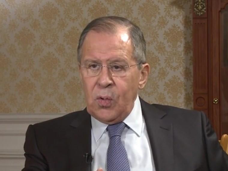 Лавров: Санкциями США наказывают российский народ— полная версия интервью