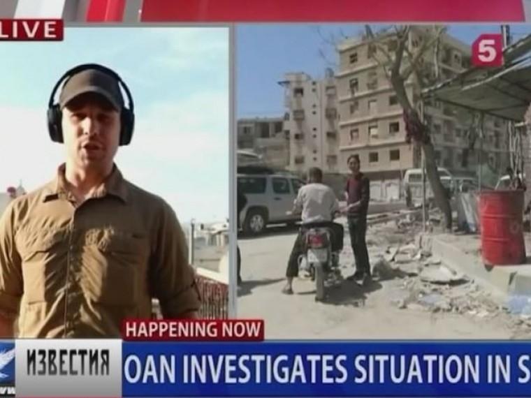 американский телеканал усомнился официальной версии вашингтона химатаке сирийской