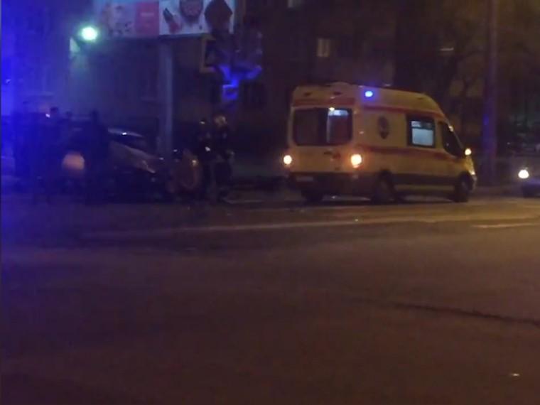 петербурге машины раскидало трассе массового дтп