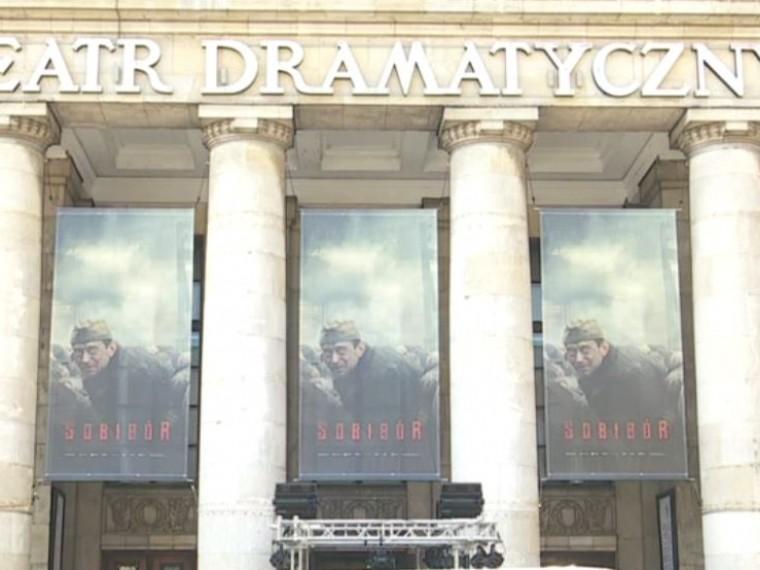 ВВаршаве проходит мировая премьера фильма «Собибор»
