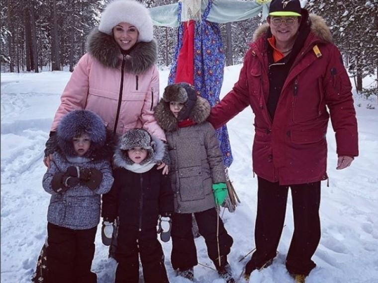 Семья Дмитрия Диброва едва непогибла встрашном пожаре