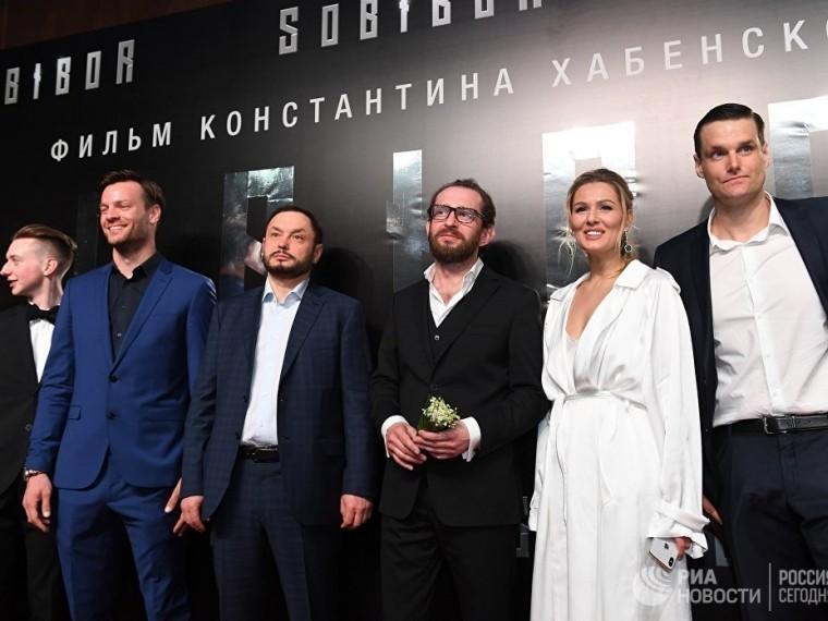 фильм хабенского собибор показали посольстве россии сша