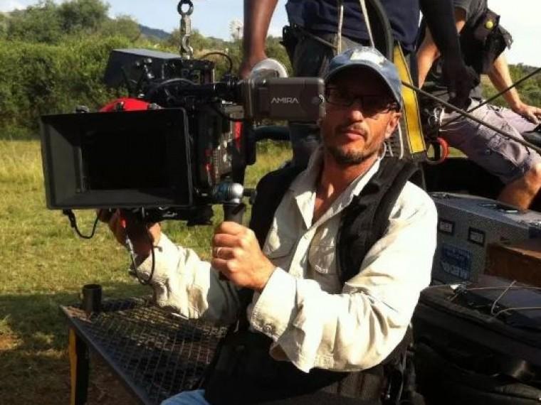 опубликовано последнее фото известного режиссёра убитого жирафом
