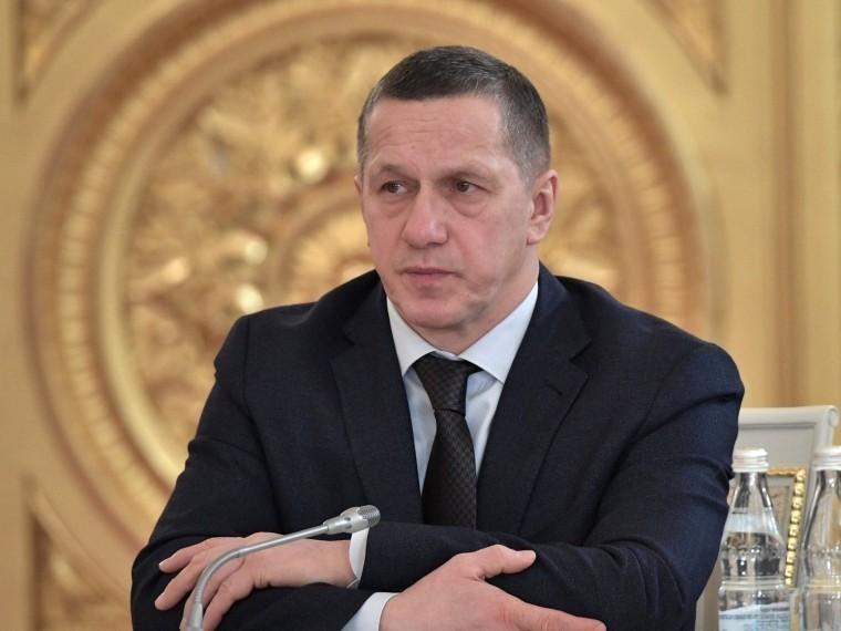 Полпред президента Юрий Трутнев сохранил место вице-премьера вновом Кабмине
