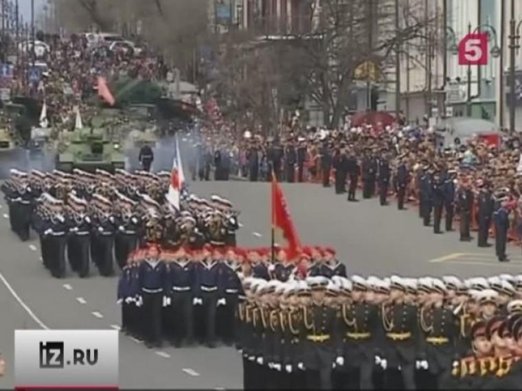 Дальний Восток, Сибирь, Уралотметили День Победы военными парадами