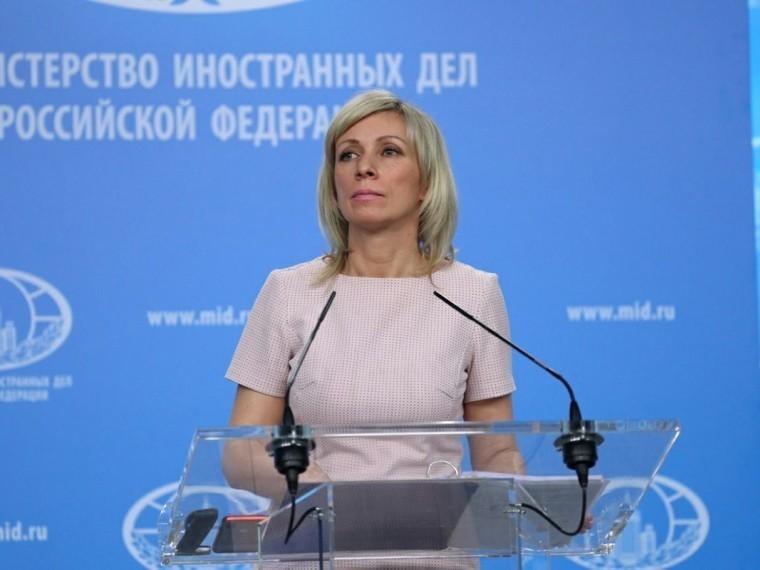 МИД РФ: Россия оставляет засобой право ответа нановые санкции Евросоюза
