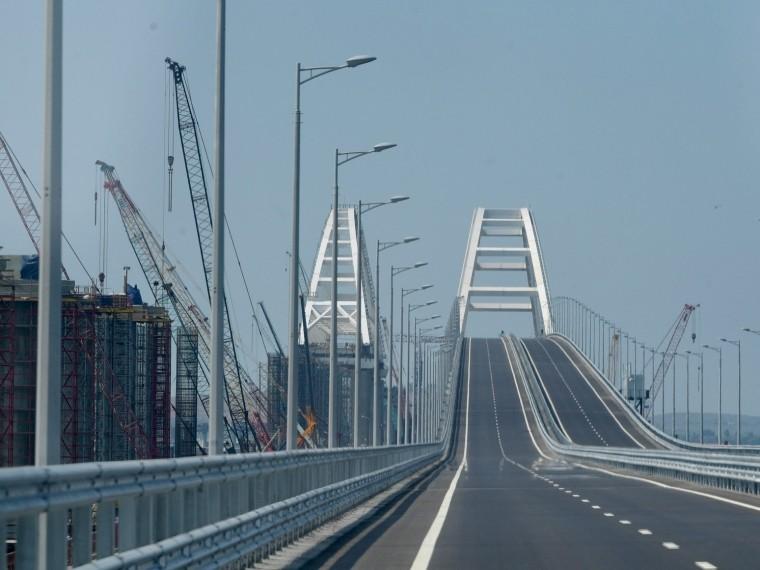 ВГосдуме ответили накритику СШАпоповодуоткрытия Крымского моста