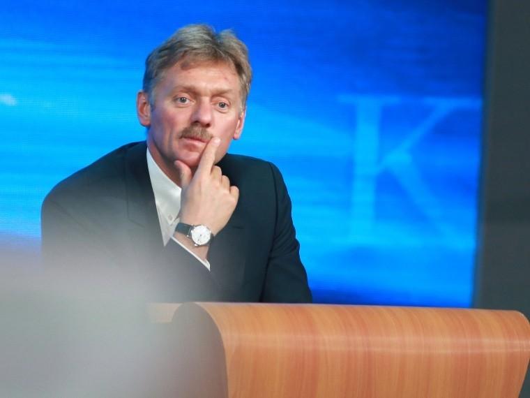 Песков успокоил испуганных украинских журналистов