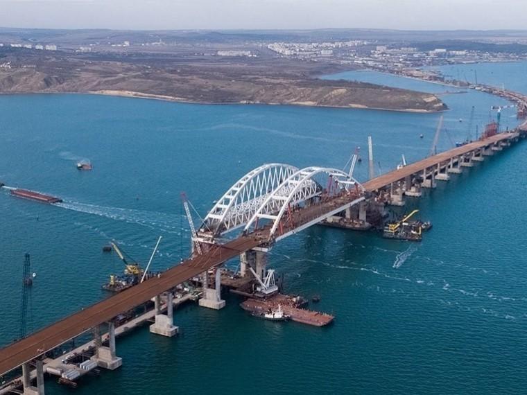 #Мостнаш: всети радуются открытию Крымского моста