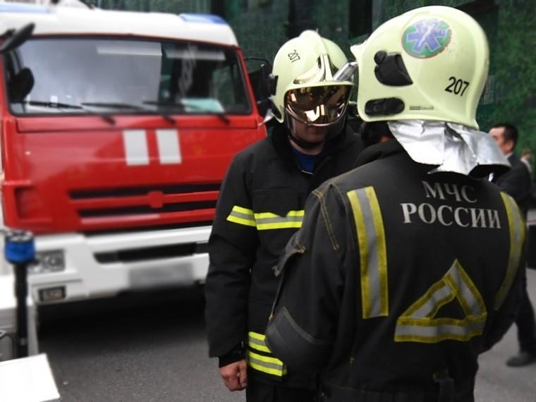 «Слышатся раскаты»— очевидцы опожаре ивзрывах наполигоне вУдмуртии