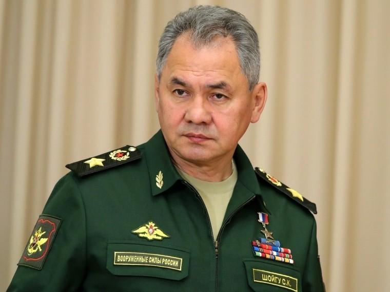 Сергей Шойгу останется напосту министра обороны вновом правительстве