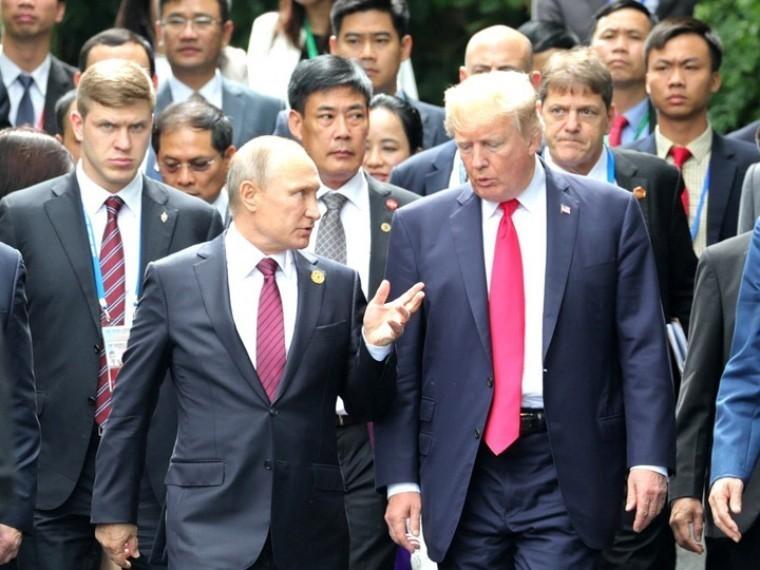Песков ответил навопрос оприглашенииТрампа наОлимпиаду вСочи