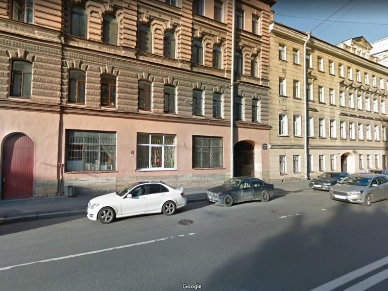 центре петербурга сутки перекроют улиц