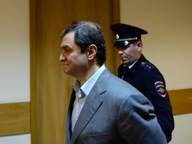 Экс-замминистра культуры Пирумова взяли под арест