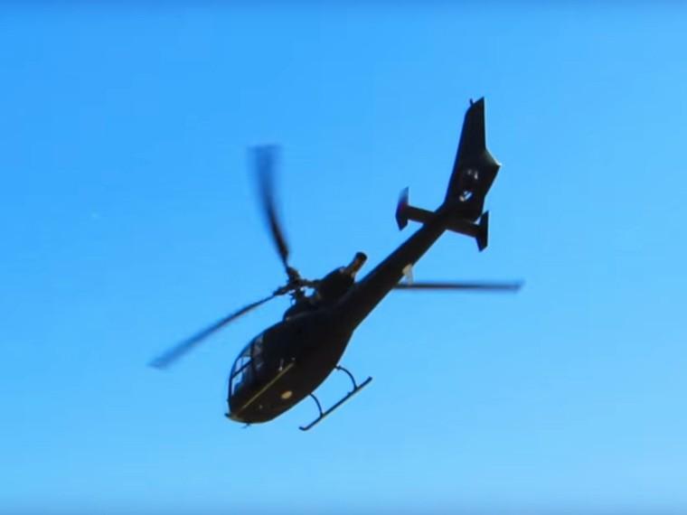 Три человека едва непогибли при жесткой посадке вертолета вХабаровском крае