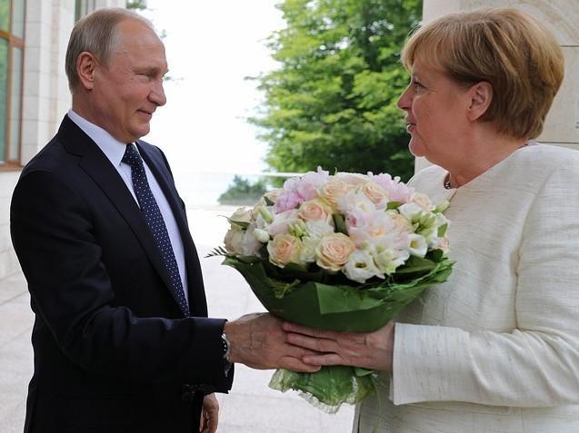 цветочки политиков неправильно поняли