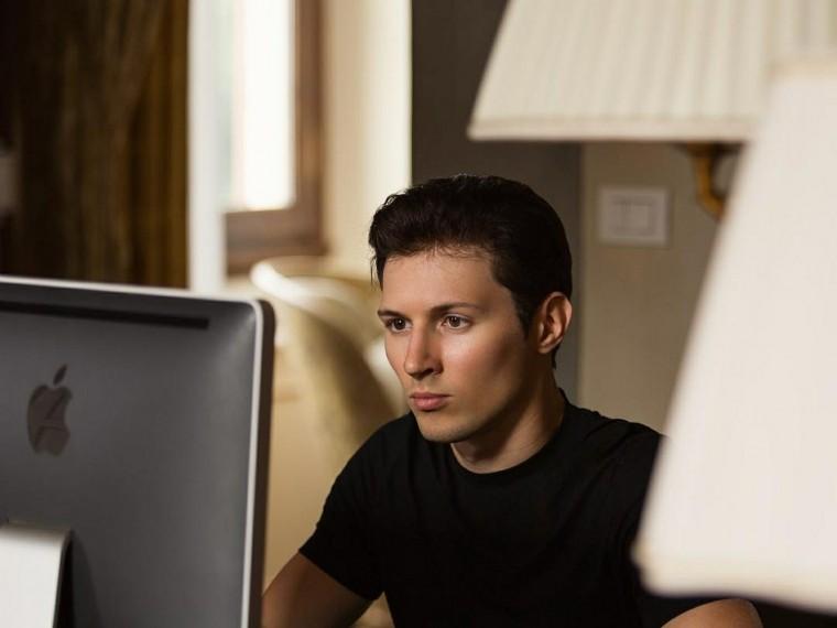 дуров рассказал заблокировали обновления telegram app store