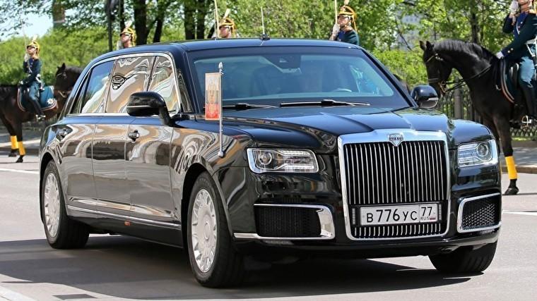 Лимузин Путина «Кортеж» получил грузовые покрышки
