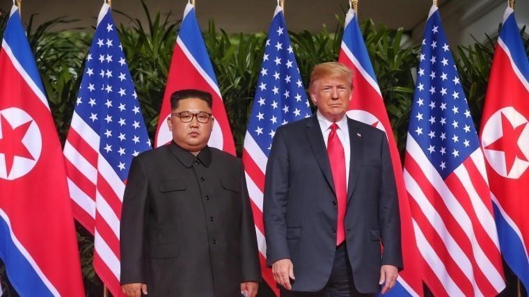США иКНДР подпишут совместный документ поитогам встречи вСингапуре