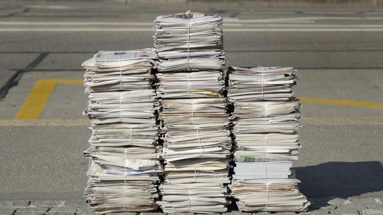 Неуемный Киев направил вООН 90-килограммовый меморандум-жалобу наРоссию