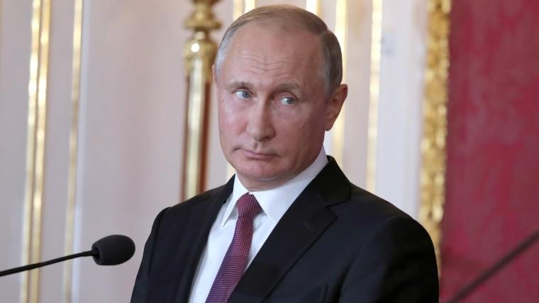 Владимир Путин примет участиевзаседании конгресса FIFA