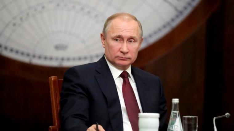 Песков: Путин будет рад приезду Трампа наЧМ-2018