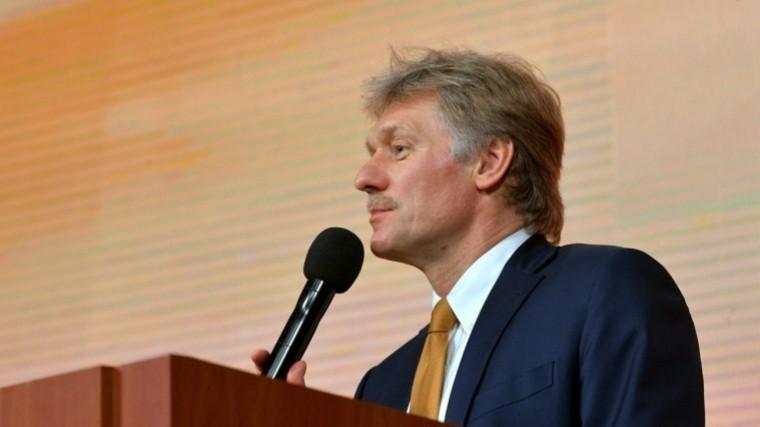 «Без пояснений»— Песков отяжелых последствиях для Украины вслучае провокаций
