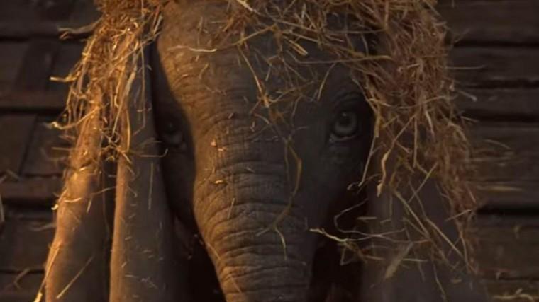 Опубликован первый трейлер нового фильма Тима Бертона «Дамбо»