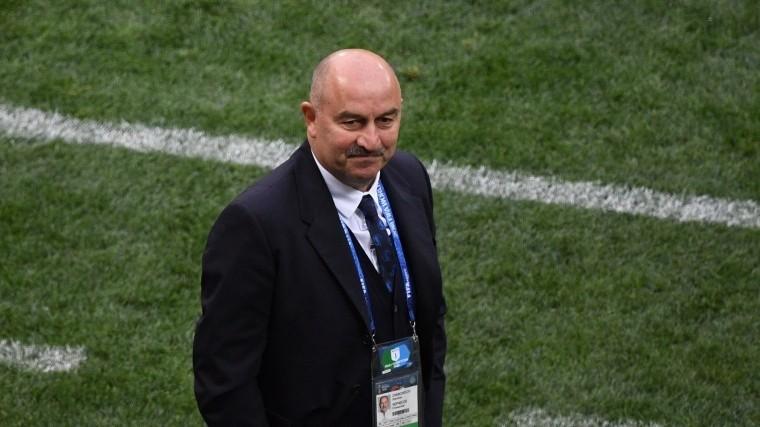 Строгий Черчесов пообещал «посбивать короны» сроссийских футболистов