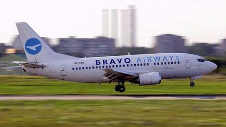Авиалайнер изТурции едва нерухнул ваэропорту Киева— видео