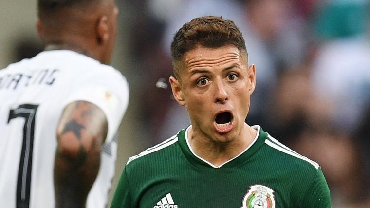 футбольная сенсация чемпионы-немцы уступили мексиканцам чм-2018