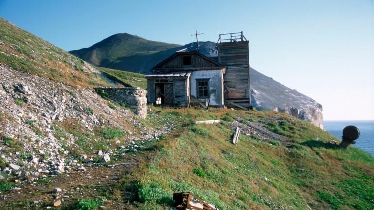 эскимосский поселок чукотке попасть список наследия юнеско